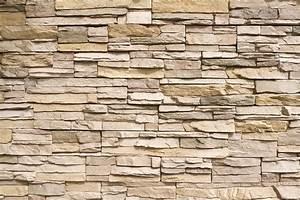 Wand Deko Stein : steinwand steinmauer fototapete asian stonewall beige ~ Lizthompson.info Haus und Dekorationen