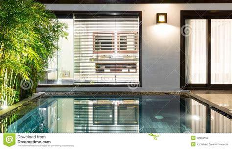luxury hotel room  swimming pool  palms royalty