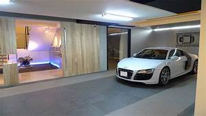 Audi Garage : the coolest audi garage we 39 ve ever seen ~ Gottalentnigeria.com Avis de Voitures
