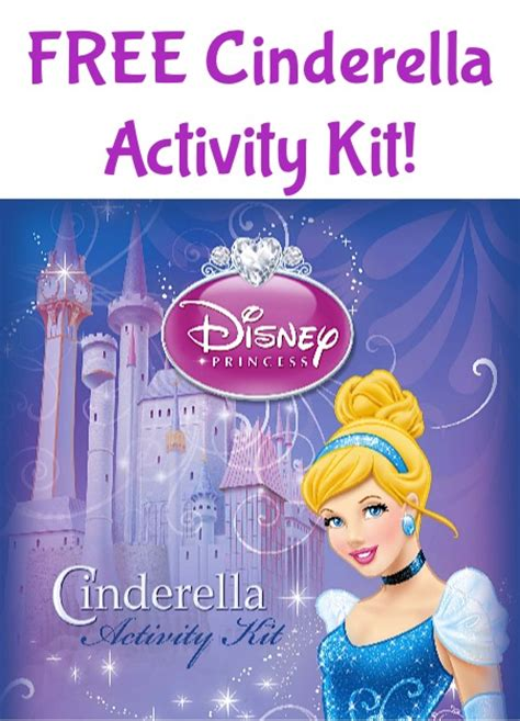 the activity 30 disney themed activities the 579 | FREE Printable Cinderella Activity Kit1