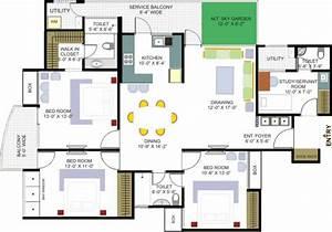 Floor Plan Designer Custom Backyard Model By Floor Plan