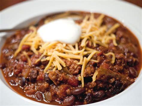 chili cuisine chili recipe dishmaps
