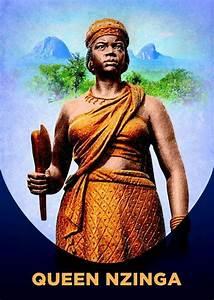 [Day 4 #BlackHistorySeries] #QueenAnnaNzinga 1583 ...
