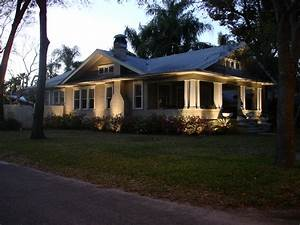 Historic homes outdoor lighting tampa