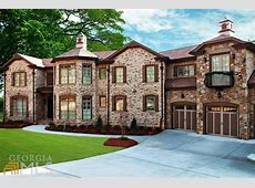 9,000 Square Foot Newly Built Brick & Stone Lakefront