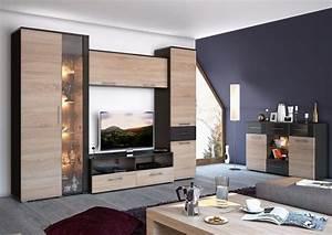 Moderne Wohnzimmer Schrankwand : eck wohnwand deutsche dekor 2017 online kaufen ~ Markanthonyermac.com Haus und Dekorationen