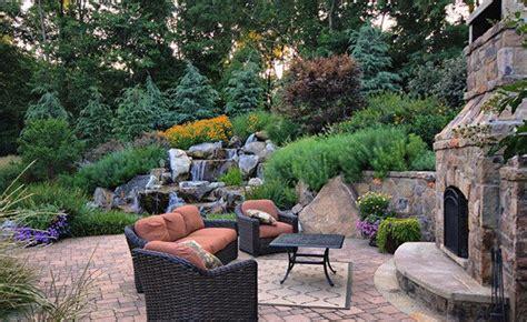 patio landscape design pictures 15 patio gardens for outdoor recreation home design lover
