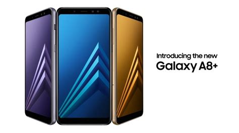 Harga Samsung Galaxy A8 2018 harga dan spesifikasi samsung galaxy a8 2018 droidpoin