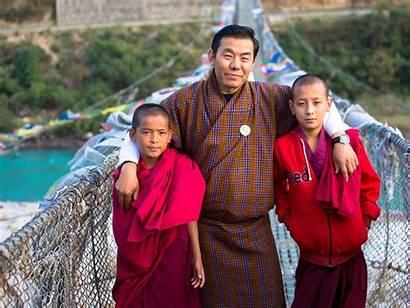 Bhutan Traditional Uniform Himalayan Guide Happiness Kingdom