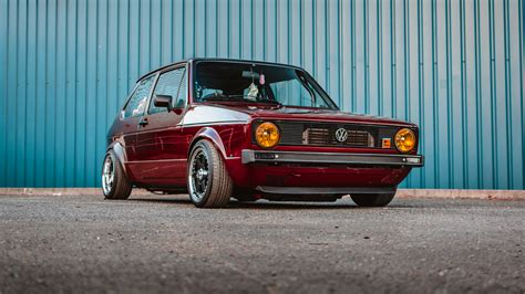 Volkswagen Golf 4k Wallpapers by Wallpapers Volkswagen Golf Mk1 Tuning 4k