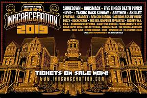 The Light Fest Las Vegas 2019 2019 Inkcarceration Festival Lineup Announced Tickets On