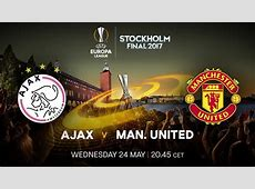 UEFA Europa League Final Ajax vs Manchester United Full