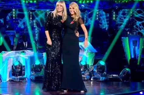 Strictly Come Dancing: 'Lovely' Zoe Ball is a hit with ...