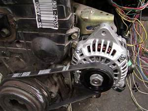 Need Alternator  Which Ones Can I Use  For My B18