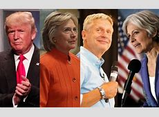 2016 presidential candidates Their views about marijuana