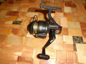 vintage shimano carbomatic  spinning reel
