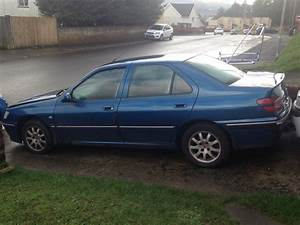 Peugeot 406 Hdi For Spares All Parts Alloy Wheels  Tow Bar