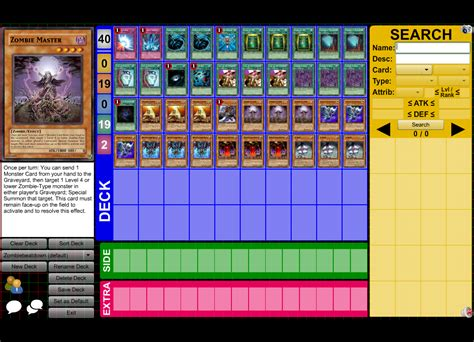 viable decks zombie attempting currently run