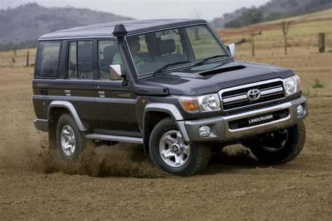 The toyota landcruiser 70 ute stands out with its rugged design and power. Toyota LandCruiser 70 Workmate Wagon Reviews | Pricing ...