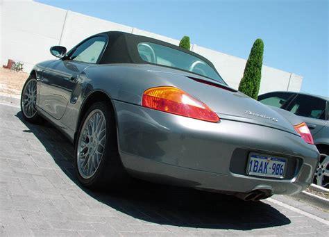 2005 Porsche Boxster S 987 Picture 18604 Car Review