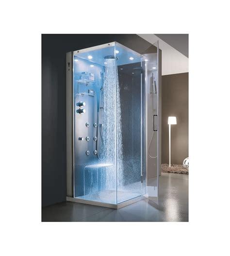 cabina box doccia idromassaggio hafro geromin tempo