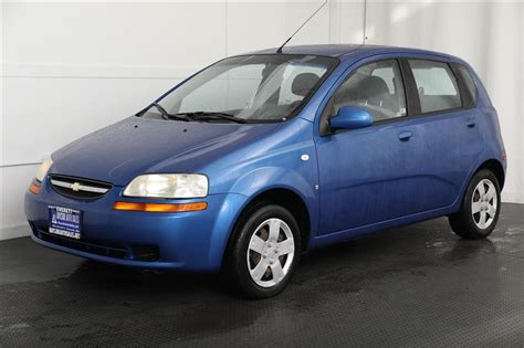 2007 Chevrolet Aveo Hatchback 4 Door For Sale 21 Used Cars