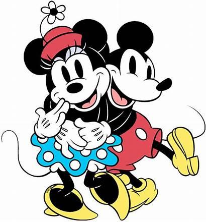 Mickey Classic Minnie Clip Mouse Friends Disney