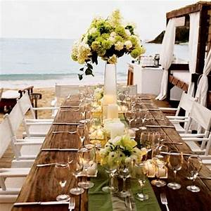 tbdress blog suitable beach wedding theme decorations With beach decorations for wedding reception