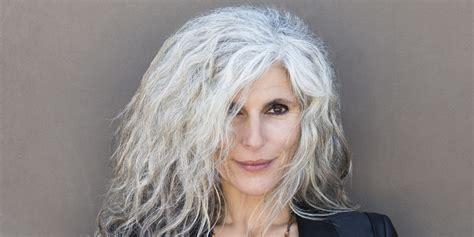 6 Reasons Gray Hair Is White Hot Again