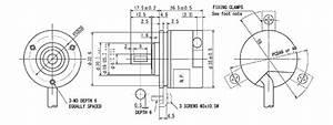 irs3 series incremental shaft encoder isos engineering With rotary encoders