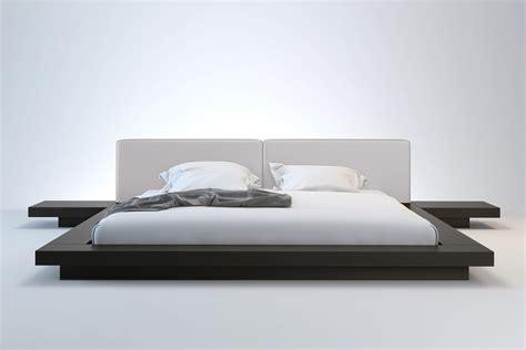 canap king size low profile king headboard california king platform bed