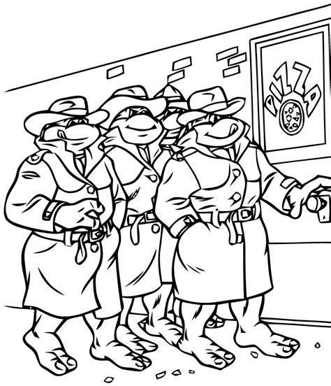 Kleurplaat Turtles Masker by Kleurplaat Turtles Masker Krijg Duizenden