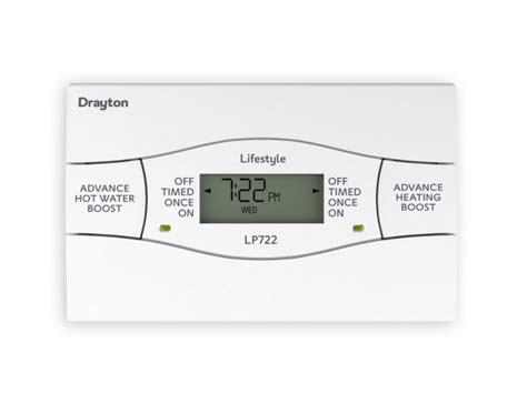 lp722 drayton controls