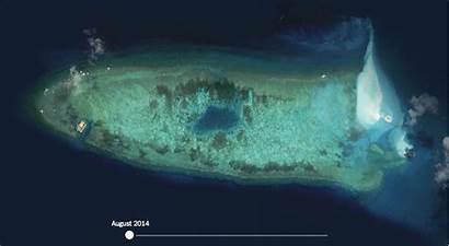 China South Building Sea Pulau Island Been