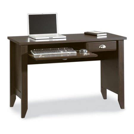 sauder shoal creek computer desk in multiple colors