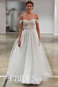 spring 2018 wedding dress bridal gowns trends brides With off the shoulder wedding dresses pinterest