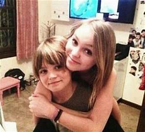 Lily-Rose n Jack Depp | Johnny | Pinterest | Kid, Jack o ...