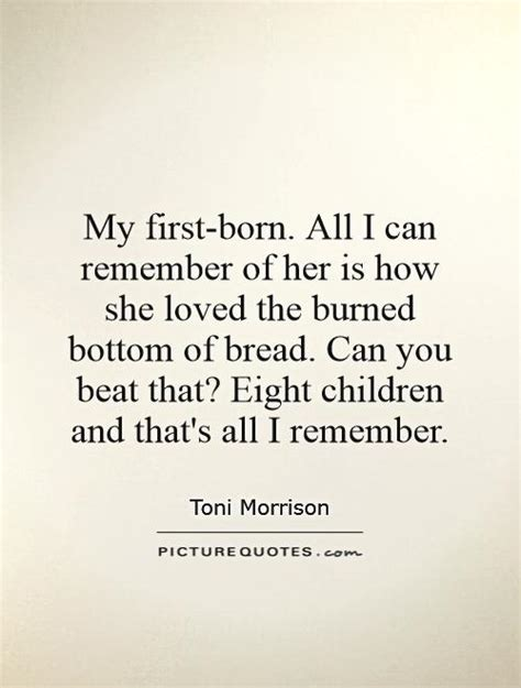 Quotes About Your First Born Child