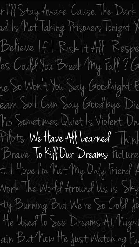 twenty  pilots lyrics wallpaper  images
