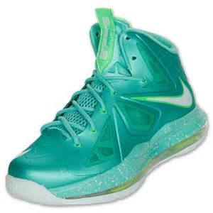 Nike LeBron X Basketball Shoes Boys