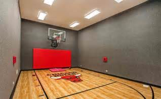 home floor and decor 15 ideas for indoor home basketball courts home design lover