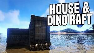 House  U0026 Dino Pen Raft Build Guide