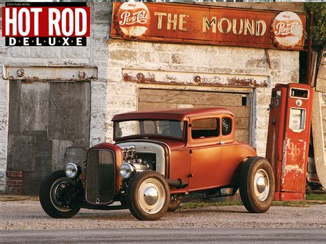 Hot Rod Wallpaper And Background Image