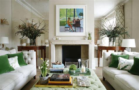 glamorous spaces  mirrored walls fabulous decorating london living room interior design