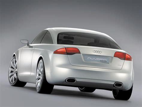 2003 Audi Nuvolari Quattro Concept Supercarsnet