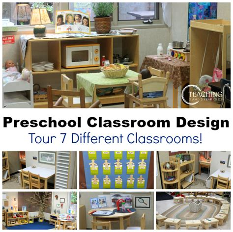how to set up a preschool classroom 400 | Preschool Classroom Design Teaching 2 and 3 Year Olds
