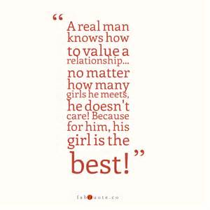Real Men Quotes About Love And