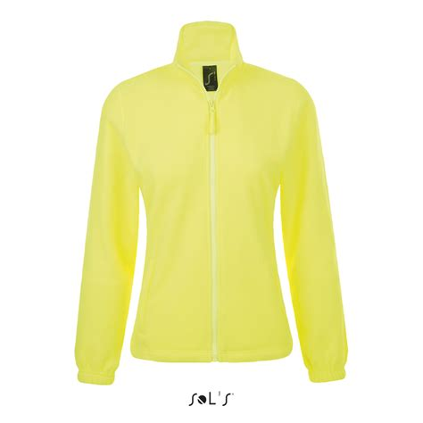 Sieviešu flīša jaka ar rāvējslēdzēju • Ideju druka