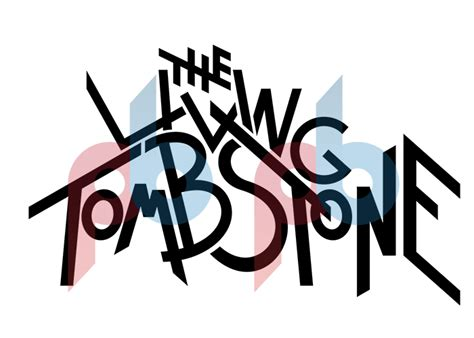 The Living Tombstone Logo By Phantombadger On Deviantart