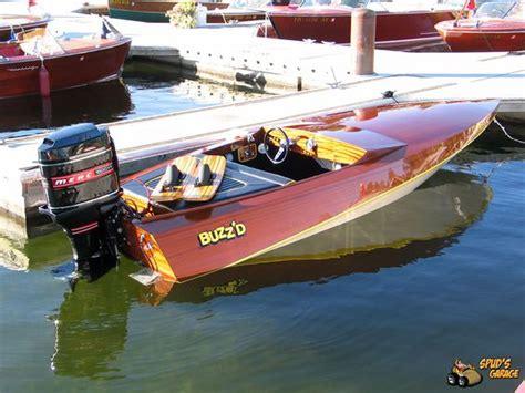 Speed Boat Drag Racing by Vintage Speed Boat Honorable Hubby Ranges